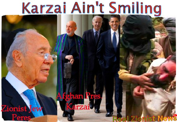 Afghanistan - Obama's 'Zionist' War | Real Jew News