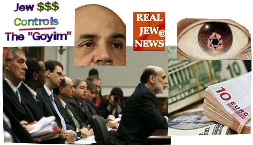 Federal Reserve: A Private Jewish Bank Strangling America