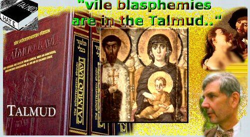 Image result for Photo of Talnudic Jews blaspheming  Jesus