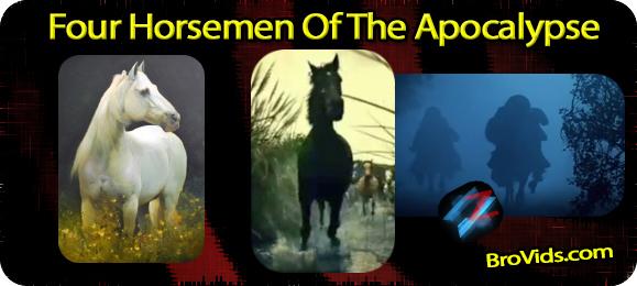 Four Horsemen Of The Apocalypse | Real Jew News