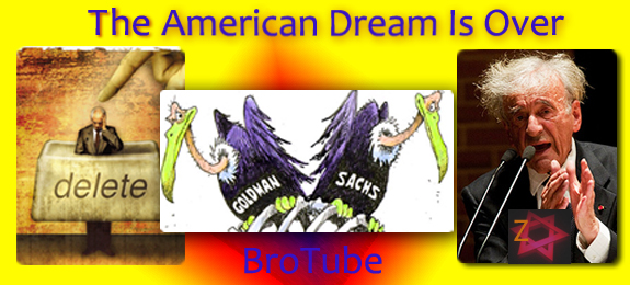 The American Dream is Over