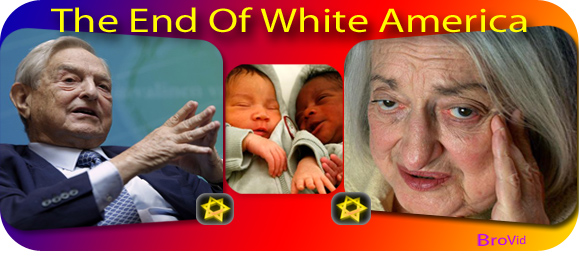 the end of white america real jew news