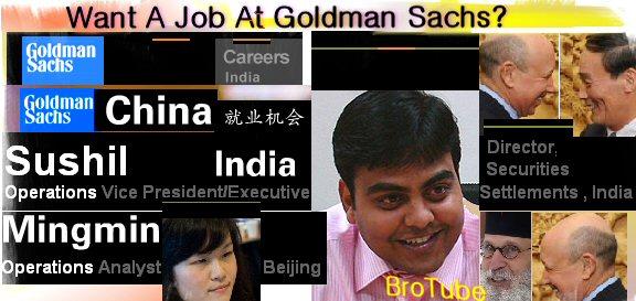goldman sachs careers login