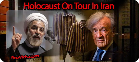 holocaust on tour in iran real jew news