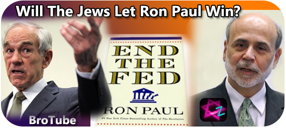 will the jews let ron paul win real jew news