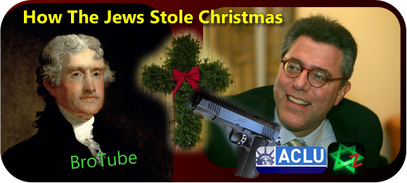 How The Jews Stole Christmas | Real Jew News