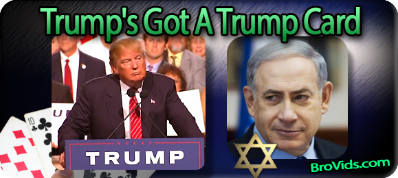 Image result for Trump and the Jews