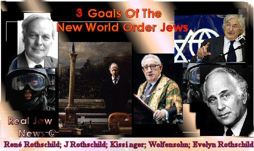 Image result for zionista new world order