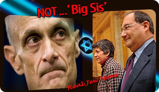 The Jews Behind DHS Jeh Johnson  Real Jew News
