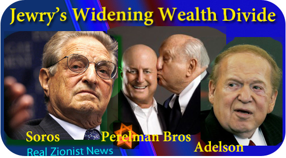 THE JEWISH OLIGARCHY: RUNNING AND RUINING AMERICA