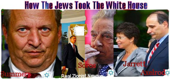 how the jews took the white house real jew news
