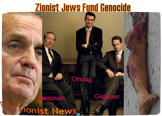 The Tie Between US Militarism & Zionist Jews | Real Jew News