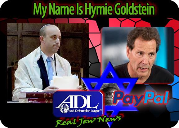 My Name Is Hymie Goldstein