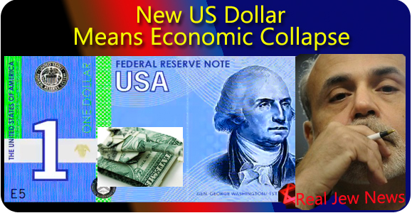 New US Dollar Means Economic Collapse | Real Jew News