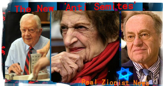 The New Anti Semites Of Our Times Real Jew News