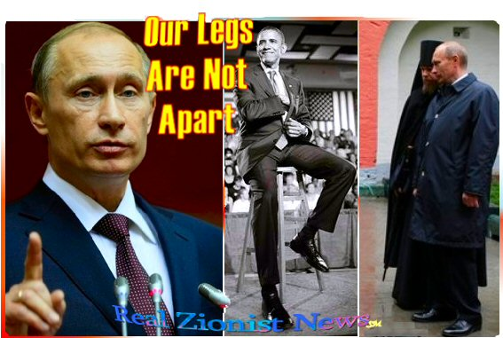 Putin Rebukes Zionist America & Obama | Real Jew News