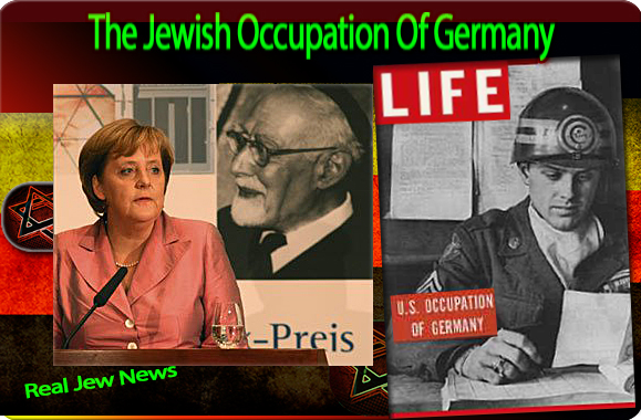 The Jewish Occupation Of Germany | Real Jew News