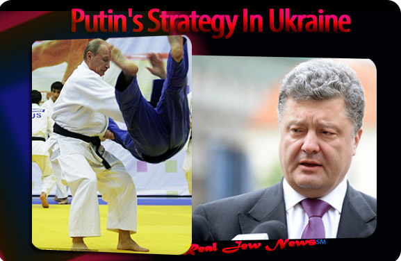 Putin's Strategy In Ukraine | Real Jew News