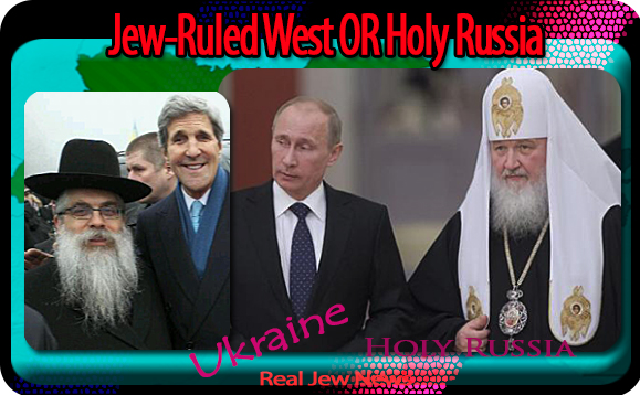 Putin Kills Kerry's Plan For Ukraine | Real Jew News