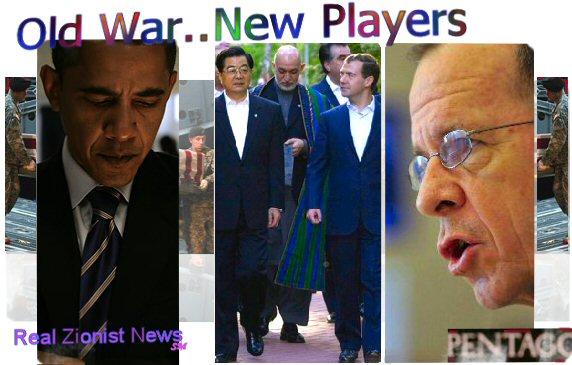 Obama Losing To China & Russia In Afghanistan | Real Jew News