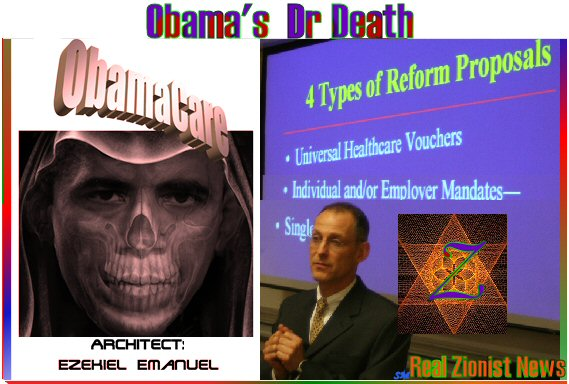 Why Obama's Health Care Plan Can Kill You | Real Jew News