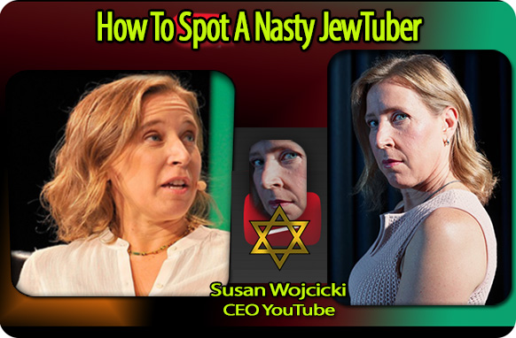 How To Spot A Nasty JewTuber