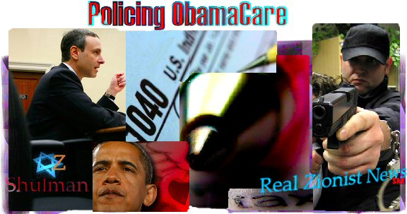 Shulman s irs tax police to enforce health care real jew - Minimum essential coverage plan design ...