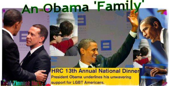 Agenda obama homosexual