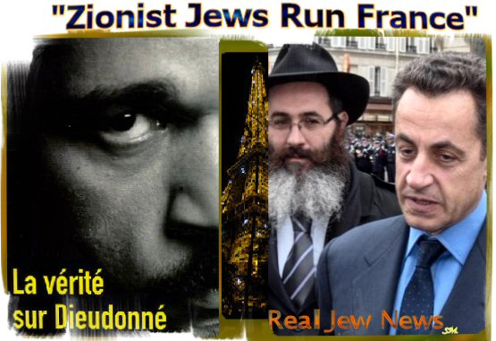 French Comedian Faces Trial For 'Anti Semitism' | Real Jew News