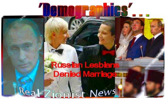 License Russian Lesbians Denied Marriage 16