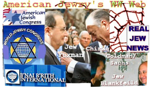 American Jewry's World Wide Web | Real Zionist News