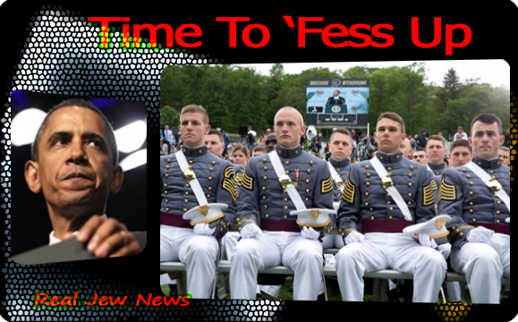 What Obama Should Have Told West Point | Real Jew News