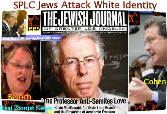 Jewry's Creation Of 'White Guilt' | Real Jew News