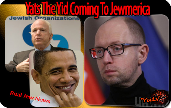 Yats The Yid Coming To Jewmerica | Real Jew News